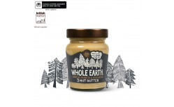 Whole Earth hnetusmjör hnetublanda 227 gr.