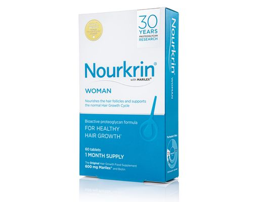 Nourkrin Woman hárkúr 60 töflur