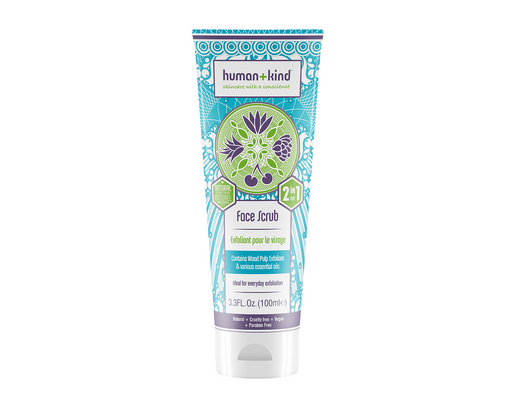 Human+Kind Face Scrub 100 ml.