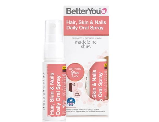 Better You Hair Skin and Nails munnúði 25 ml.