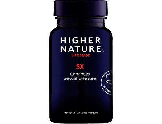 Higher Nature SX for Great Sex 180 hylki