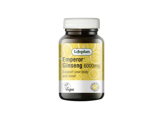 Lifeplan Emperor Ginseng for HIM 60 stk.