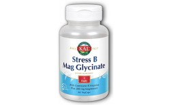 Solaray Kal stress B Mag Glycinate 60  hylki