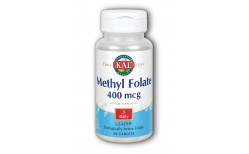 Solaray Methylfolate 90 töflur