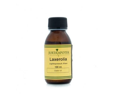 Jurtaapótekið Laxerolía 100 ml.