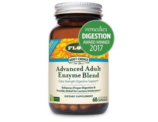 Udo's Probiotic Advanced Adult blend 60 hylki