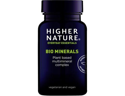 Higher Nature Bio Minerals 90 hylki