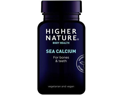 Higher Nature Sea Calcium 180 hylki