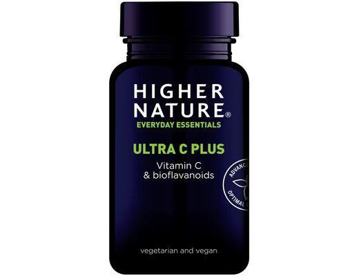 Higher Nature Ultra C Plus 90 hylki