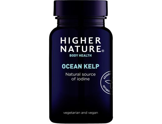 Higher Nature Ocean Kelp 180 hylki