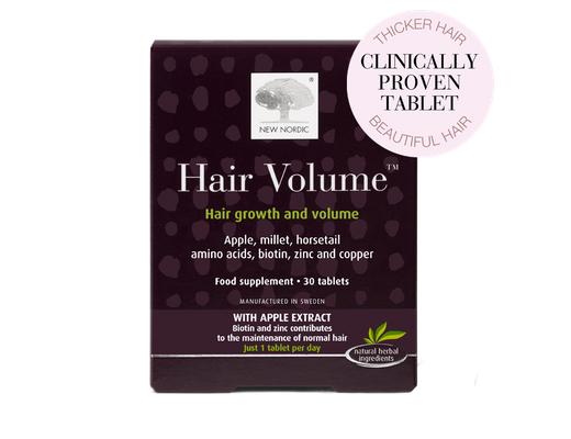 New Nordic Hair Volume töflur 30 hylki