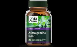 Gaia Herbs Ashwaganda 60 hylki