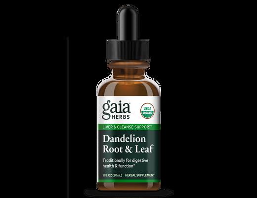 Gaia Herbs Dandelion Root & Leaf 30 ml.