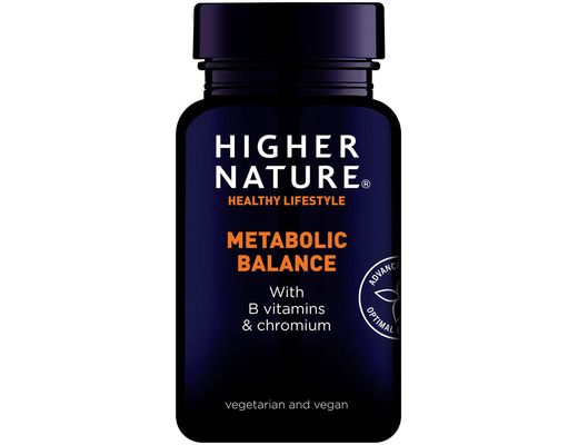 Higher Nature Metabolic Balance 90 hylki