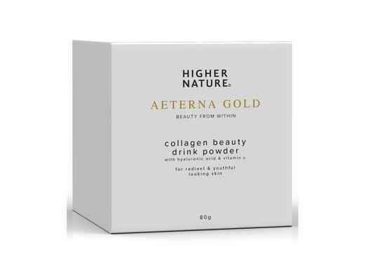 Higher Nature Æterna Collagen drink 80 gr.