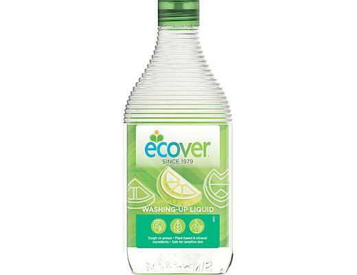 Ecover uppþvottalögur 450 ml. #Lemon/Aloe Vera
