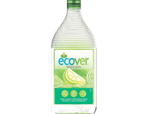 Ecover uppþvottalögur 950 ml.  #Lemon/Aloe Vera