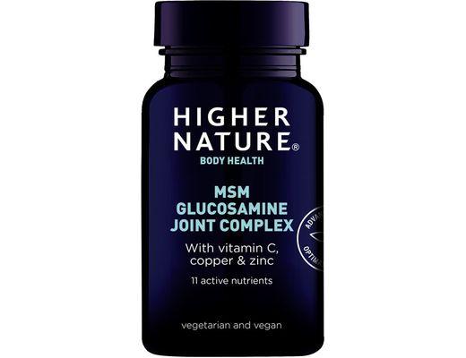 Higher Nature Glucosamine Joint Complex 90 hylki