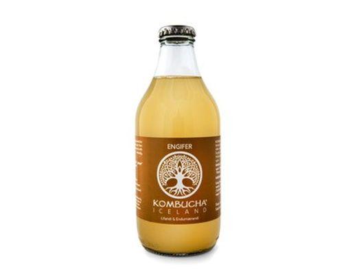 Kombucha Iceland Engifer 330 ml.