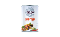 Biona Jackfruit Sweet & Smoky 400 gr.