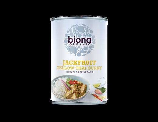 Biona Jackfruit Yellow Thai Curry 400 gr.