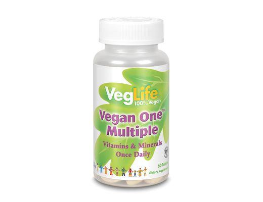 Veglife Multivitamin 60 stk.