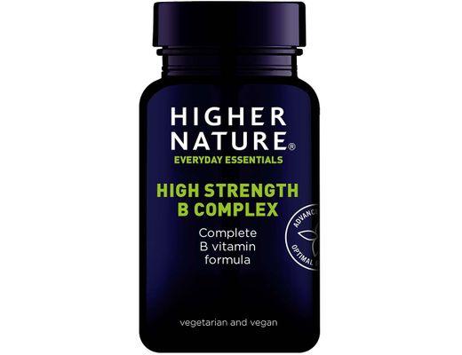 Higher Nature High Strength B Complex 90 hylki