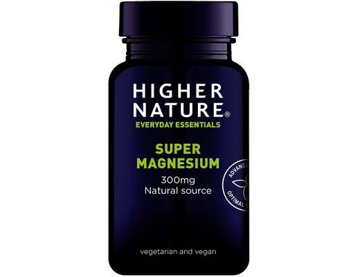 Higher Nature Super Magnesium 30 hylki