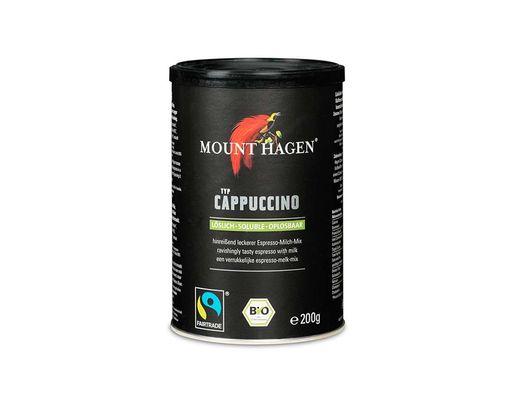 MOUNT HAGEN CAPPUCCINO KAFFI 200 gr.