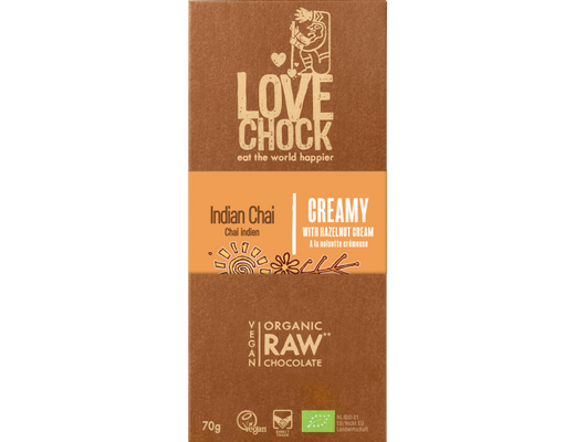 Lovechock Creamy Indian Chai 70 gr.