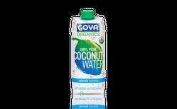 GOYA lífrænt kókosvatn 500 ml.