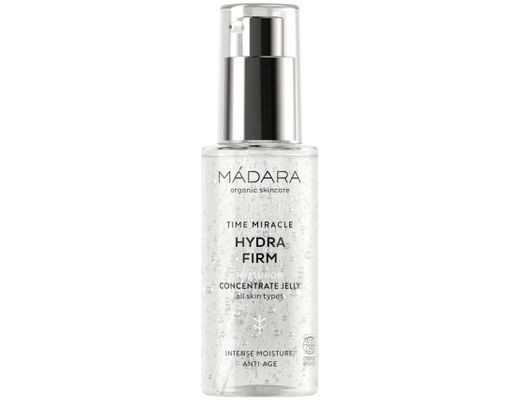 Mádara TIME MIRACLE Hydra Firm Hyaluron Concentrate Jelly 75 ml.