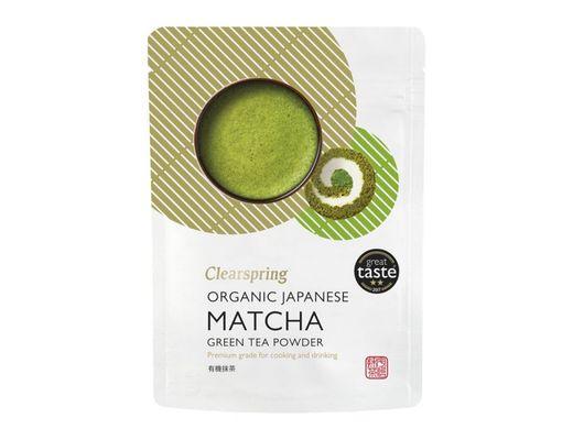 Clearspring Matcha tea 40 gr.