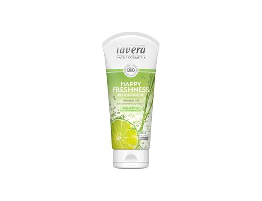 Lavera Happy Freshness lime Body Wash 200 ml.