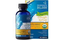 Mommys Bliss Cough Syrup Babies 4 mán+