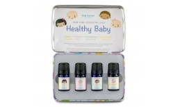 Spa Healthy Baby ilmkjarnaolíusett (4x5 ml.)