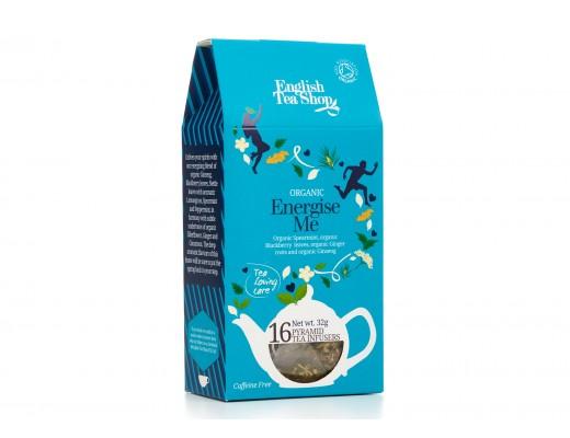 English Teashop Energise Me 16 tepokar