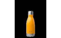 Qwetch drykkjarflaska 260 ml. #appelsínugul