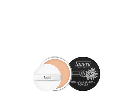 Lavera FINE LOOSE MINERAL POWDER #Honey 03