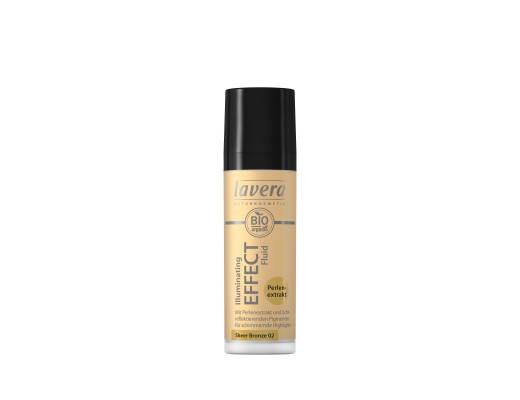 Lavera ILLUMINATING EFFECT FLUID #Sheer Bronze 02