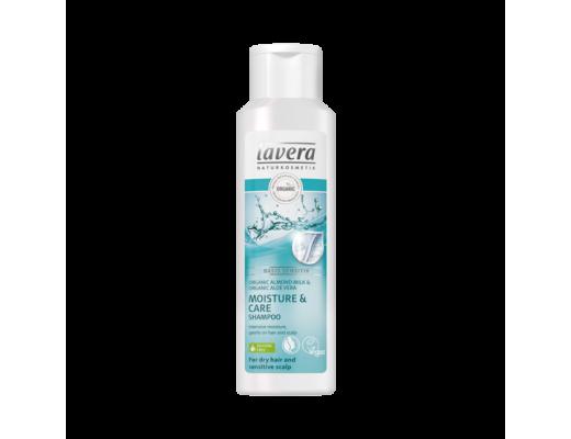Lavera Basic Moisture & Care sjampó 250 ml.