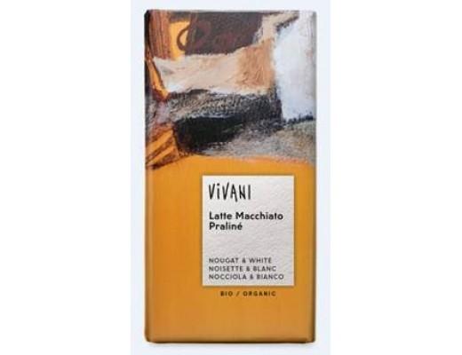 Vivani Latte Macchiato Praliné 100 gr.