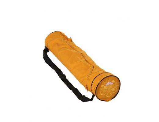 Lotus taska fyrir jógadýnu 71 cm. x 15 cm. #gul