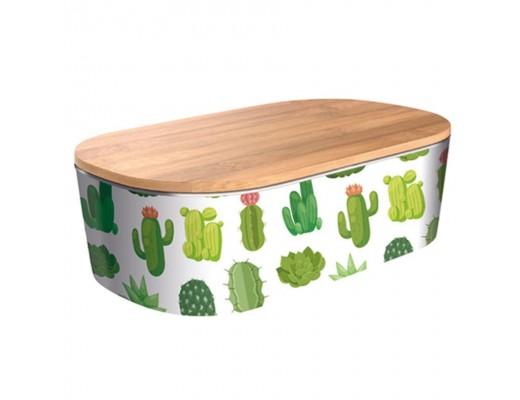 Bambus nestisbox 13x17x6 cm. #Kaktus