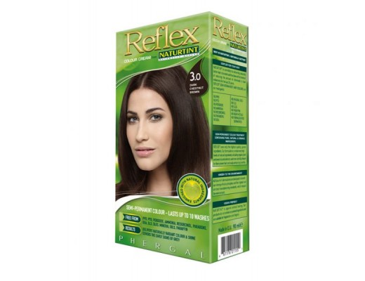 NATURTINT Reflex 3.0 hárskol #Chestnut Brown