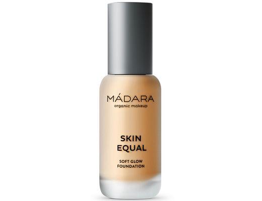 Mádara Skin Equal Soft Glow farði #50 Golden Sand 30 ml