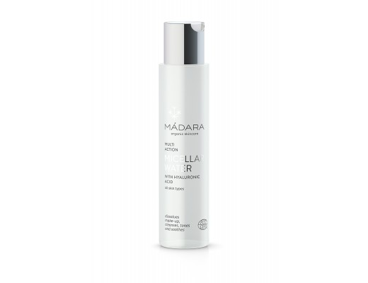 Mádara Michellar Water with Hyaluronic Acid 100 ml.