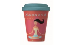 Bamboocup #Yoga Love