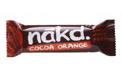 Nakd Cocoa Orange 35 gr.