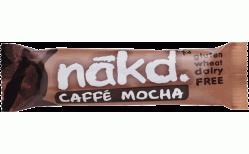 Nakd Caffé Mocha hrábar 35 gr.